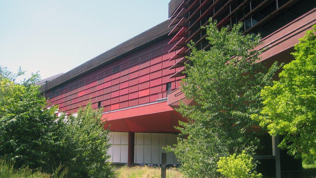 Quai Branly Museum architecture